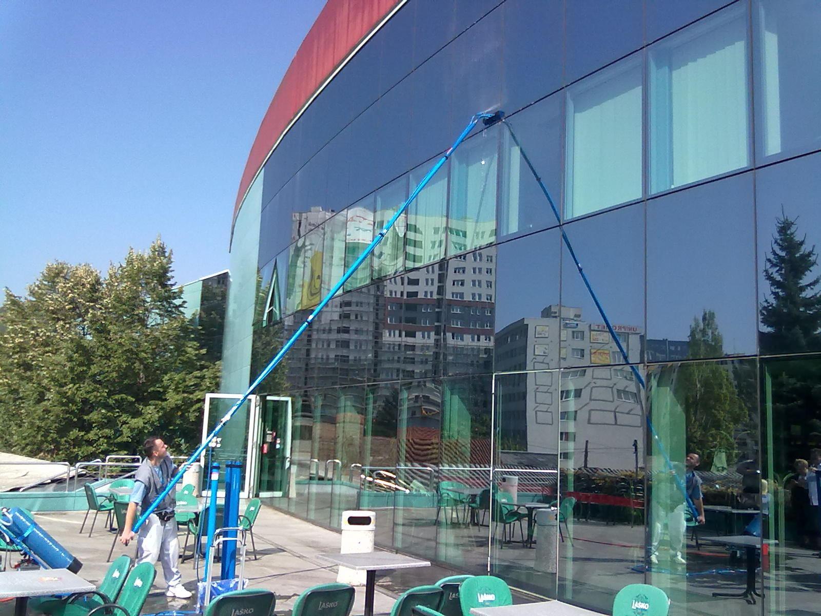 pulizie vetrate e finestre